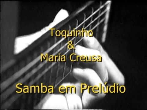 Samba em prelúdio - Toquinho - cifrada
