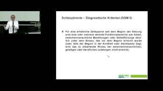 Schizophrene Psychosen: Phänomenologie - Ätiologie - Neurobiologie (Teil 1)
