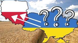 Ile zboża z Ukrainy wjeżdża do Polski? Szokujące dane!!!