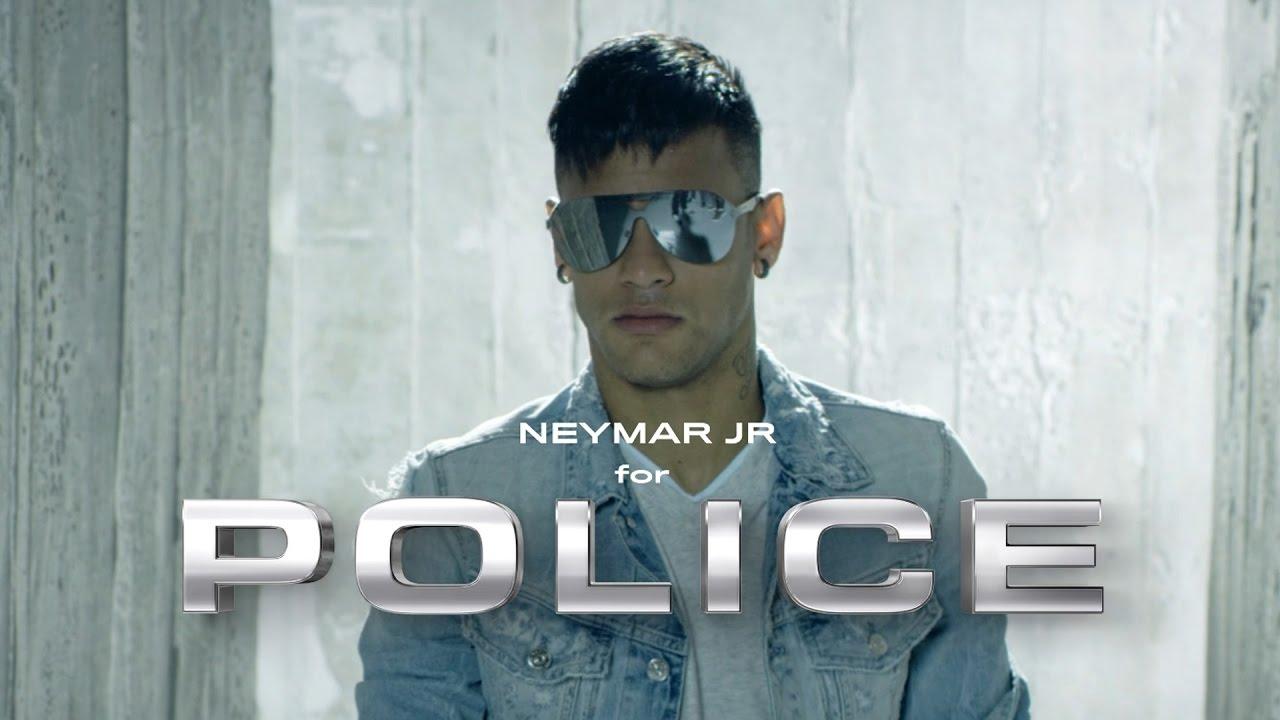 Watch Cannibal Cop 2017: Neymar Junior For POLICE Eyewear