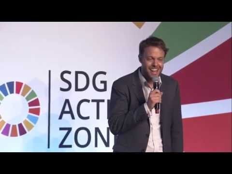 Lightning Talk: Naming and Faming Honest Government Officials to Achieve SDG16 by Blair Glencorse
