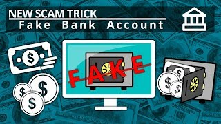 Fake Bank Account * New Scam Trick* thumbnail