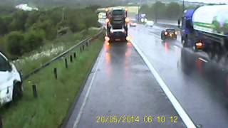 Bad Day On M62