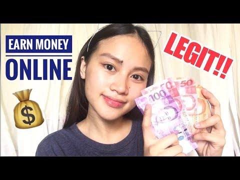 How I Earn Money Using My Phone Only! (Philippines) | Xy Cas
