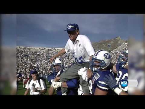 A tribute to LaVell Edwards from former players