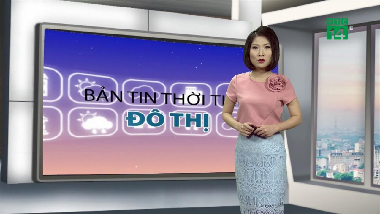 Thời tiết đô thị 05/04/2020   VTC14