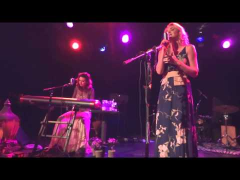 Aly & AJ - Potential Break up Song Live at 'The Roxy' [ June 26th 2013] HD