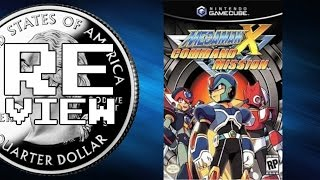 The Q Review: Mega Man X Command Mission