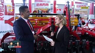 12. Adana Tarım Fuarı - ALPLER ZİRAAT / Çiftçi TV