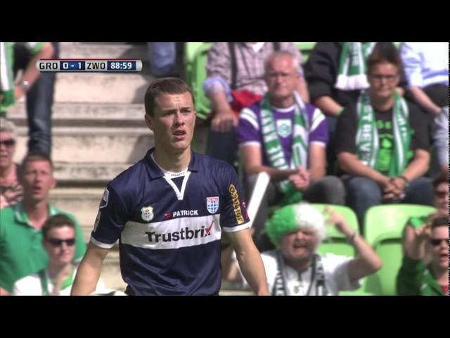 Eerdere edities FC Groningen - PEC Zwolle