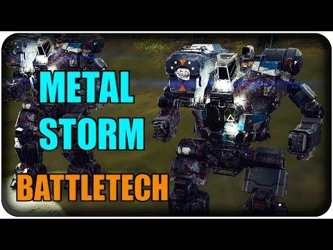 Battletech 2017 Beta Gameplay - AUTOCANNONS ROAR - TTB