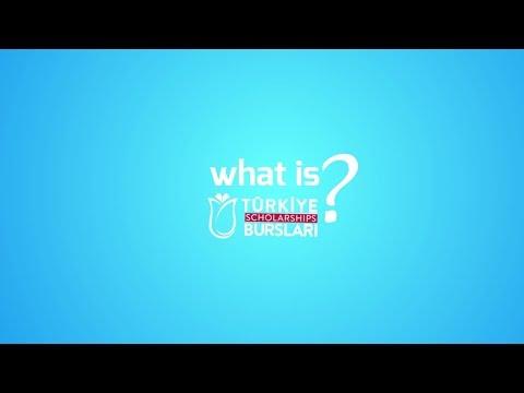 What İs Türkiye Scholarships?