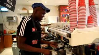 GIBS MBA 12/13 - Blue 2 - Marketing Mystery Shop - Vida e Caffe