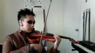 Titanic on Electric Violin (Jokerviolin) - My Heart Will Go On