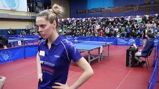 Кирица Людмила - Трифонова Полина | ЛЧ СПб (21.01.2018)