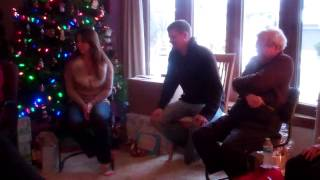 Surprise Christmas Proposal