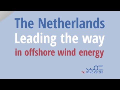 NL: Leading the way in offshore wind energy - TKI Wind Op Zee