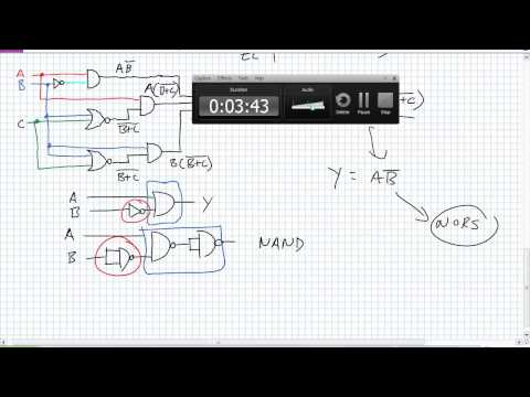 PLD Implementation Exercise: Simplified Logic Circuits