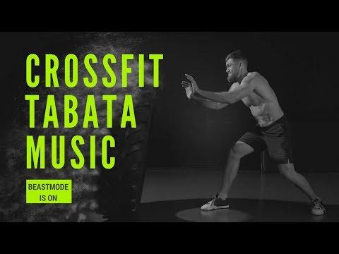 NEW: HIIT MUSIC - CROSSFIT TABATA MUSIC 2018 | ROCK