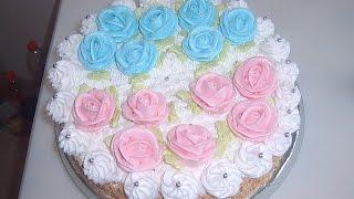 Торт Наполеон часть 1