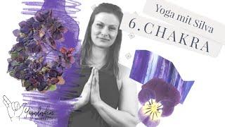 Yoga für mehr Intuition | third eye Yoga | Ajna Chakra | YLO Silva | 75 Minuten