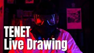 테넷 라이브드로잉 (TENET Live Drawing)