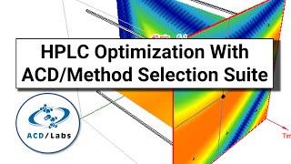 Teaching HPLC Optimization Using ACD/Method Selection Suite (Webinar)