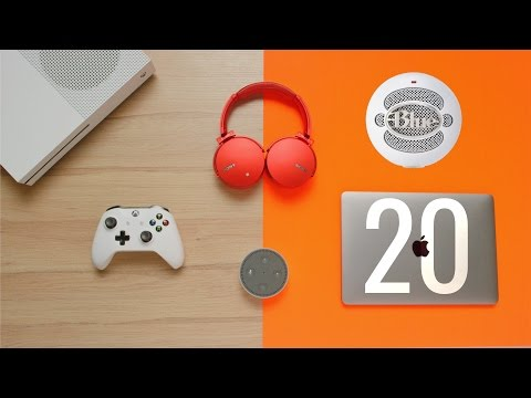 20 Holiday Tech Deals - 2016 Gift Guide