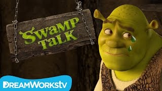 Trolls Write Mean Comments | SWAMP TALK WITH SHREK AND DONKEY