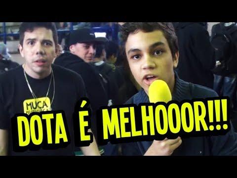 DOTA É MELHOR! - Evento UP!ABC [2/3]