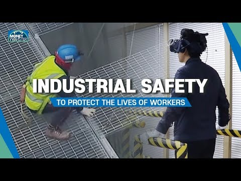[Money Monster] Industrial Safety Technologies To Protect The Lives Of Workers