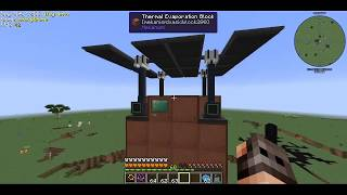 StoneBlock Ep07-Induction Matrix, Solar Flux Reborn and Flux Electrum