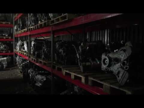 Склад Контрактных Двигателей в Новосибирске. Купить бу Двигатель Новосибирск