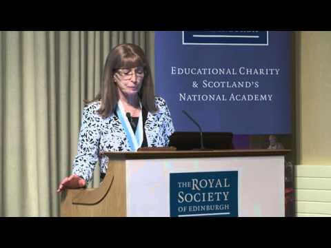 IEEE/RSE James Clerk Maxwell Medal 2015 - Professor Lynn Conway