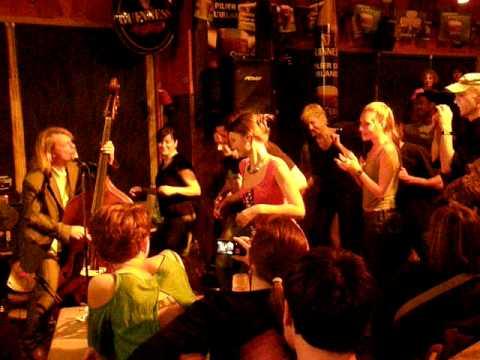 the dancers w /paddy sherlock & the swingin