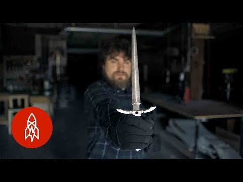 The Swordsmith To The Stars