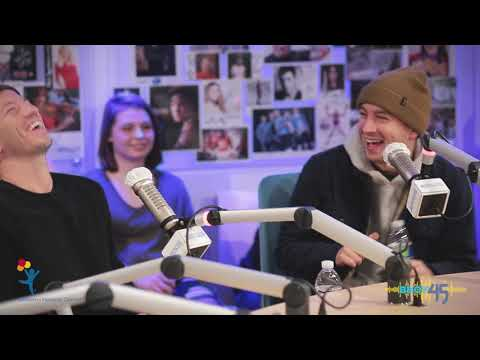 "Twenty One Pilots Plays ""Would You Rather"" at Seacrest Studios in Children's Hospital Colorado!"