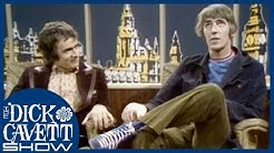 Peter Cook & Dudley Moore On The 'Real England' | The Dick Cavett Show