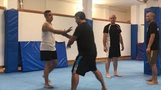 Hapkido Self-defense, temario 10 Octubre 2019