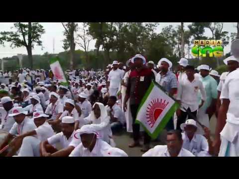 PDP march: Emergency declared in kerala - karnataka border