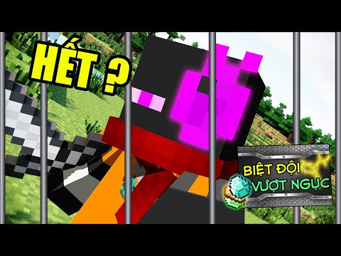 Minecraft Biệt Đội Vượt Ngục #13- JAKI THỨC TỈNH KĨ NĂNG BÁ ĐẠO - KẾT THÚC ? 👮♂️ vs 🤩 (Hết)