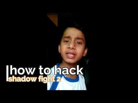 how to  hack shadow fight 2