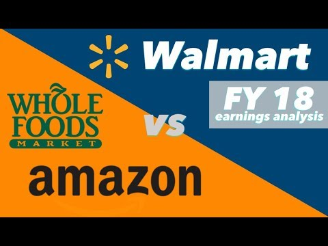 Can Walmart Survive Amazon?