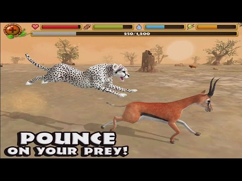 Cheetah Simulator - Compatible with iPhone, iPad, and iPod touch  optimized for iPhone 5.
