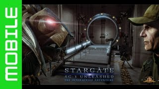 Stargate SG-1: Unleashed Ep 1 - Gameplay (iPhone/iPad) HD