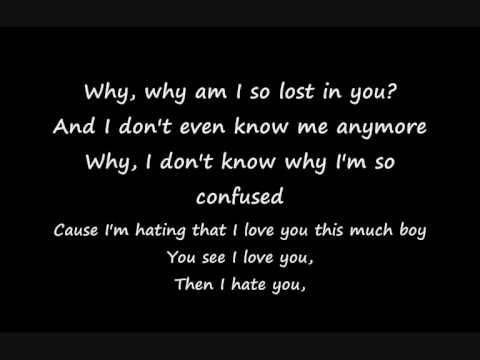 Love Confusion - Kat DeLuna - Lyrics