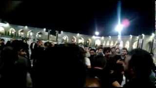 Chadren Sar Pe Nahi Chakwal Party 2012 Mashad, Iran