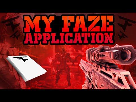 BO3 SnD Sniping & Quickscoping - My FaZe Application