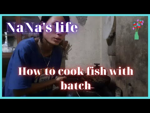 How To Cook Fish With Batch - Cooking Kitchen