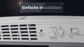 Netgear EX7300-100PES Nighthawk X4 AC2200 Universal WLAN Repeater